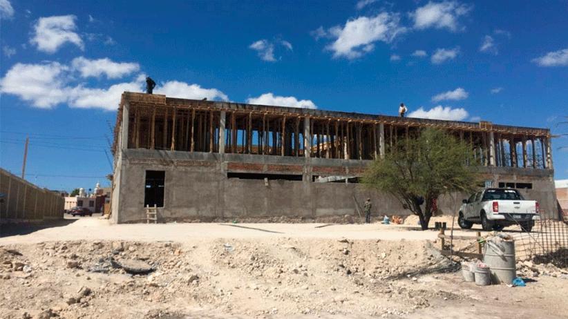 Avanza Construcción del Centro de Justicia para las mujeres en Fresnillo