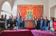 Presentan el programa deportivo  de la Feria Estatal de Guadalupe