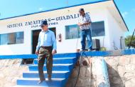 Mantenimiento a líneas eléctricas retrasa producción de agua en Guadalupe