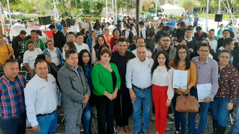 Colocan ferias del empleo a 65% de zacatecanos que buscan trabajo