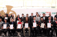Reconocen a Músicos Zacatecanos en su día