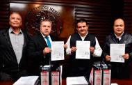 Entrega Gobernador Tello Paquete Económico 2020 a la LXIII Legislatura