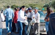 Se suma el PRI de Zacatecas a Jornada Nacional de Entrega de Apoyos Sociales