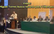 Video: Miguel Torres busca más recurso para Villanueva