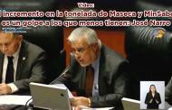 Video, El incremento en la tonelada de Maseca y MinSabor es un golpe a los que menos tienen: José Narro