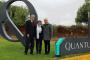 Directivo del Tecnológico Nacional de México visita Quantum, Ciudad del Conocimiento