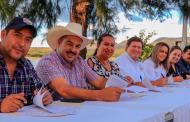 Realizan alianza Gobierno Estatal y municipios para enfrentar la sequía