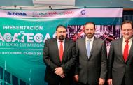 Alejandro Tello promueve a Zacatecas como destino de inversiones para la Industria Automotriz