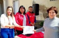 Lleva Gobierno Estatal obras y acciones a Momax y Teúl de González Ortega