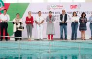 Entrega Gobierno de Tello tanque terapéutico a pacientes de Tlantenango y la región sur