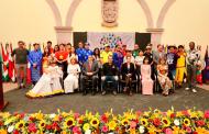 Refrenda Ulises Mejía Haro apoyo total a comunidades extranjeras radicadas en La Joya de la Corona