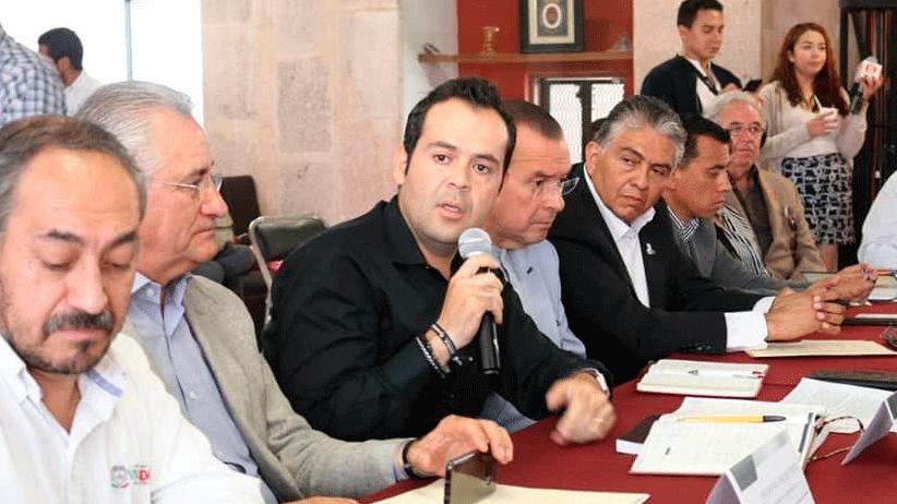 Impulsa Ulises Mejía Haro conservación y activación del centro histórico con plan de manejo y consejo consultivo