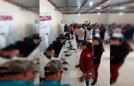 Se entregan 6.8 mdp en becas Benito Juárez a estudiantes de nivel básico de Fresnillo, Tepechitlán, Tlaltenango, Momax, Saín Alto y Villa de Cos