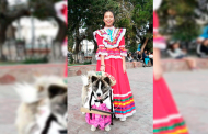 Realizan caminata y concurso canino Revolucionario en Mazapil