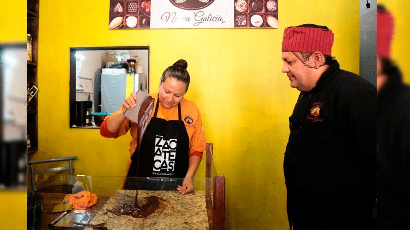 Tradición e identidad para Zacatecas brinda Chocolates Nueva Galicia