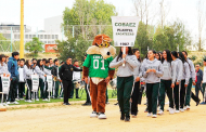 Reúnen XXXII juegos deportivos del COBAEZ a 650 estudiantes de 17 planteles