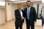 Evalúan Alejandro Tello y Alfonso Durazo estrategia de seguridad para Zacatecas