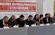 Exhorta SEFIN a Tesoreros Municipales a elaborar proyectos de egresos responsables y austeros