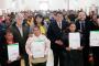 Legaliza Gobierno del Estado patrimonio de colonos de La Fe, en Fresnillo