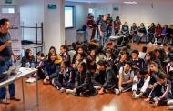 En Guadalupe  sensibilizan sobre adicciones a alumnos de secundaria