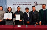 Exitosa Tercera Expo Empleo Universitaria  en Guadalupe