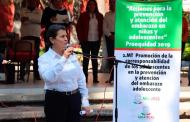 Orienta Gobierno Estatal a jóvenes de Nochistlán sobre educación sexual y prevención de embarazos