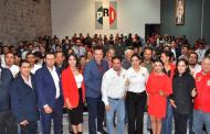 """""""El PRI es un partido vivo, actuante, con propuesta y con propósitos"""": Gustavo Uribe"""