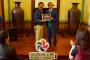 Reciben en Casa Grande a participantes  del Rally Catrines