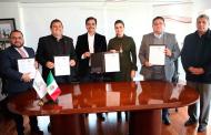 Firman convenio SEDIF-UAZ para apoyar con actividades académicas a mujeres albergadas en el CAVIZ