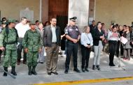 """Villanueva sede de la reunión  de seguridad """"Mesas para la Construcción de la Paz"""""""
