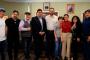 Gobernador Tello reitera compromiso de mantener cercanía con la comunidad migrante