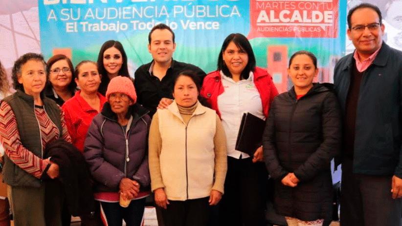 Juntos Ayuntamiento y Gobierno Estatal dan respuesta a necesidades  de capitalinos