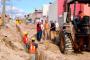 Lleva Ulises Mejía Haro bienestar a las familias de la capital con más obra pública