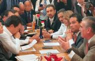 Miguel Torres en la lucha por más presupuesto para los municipios