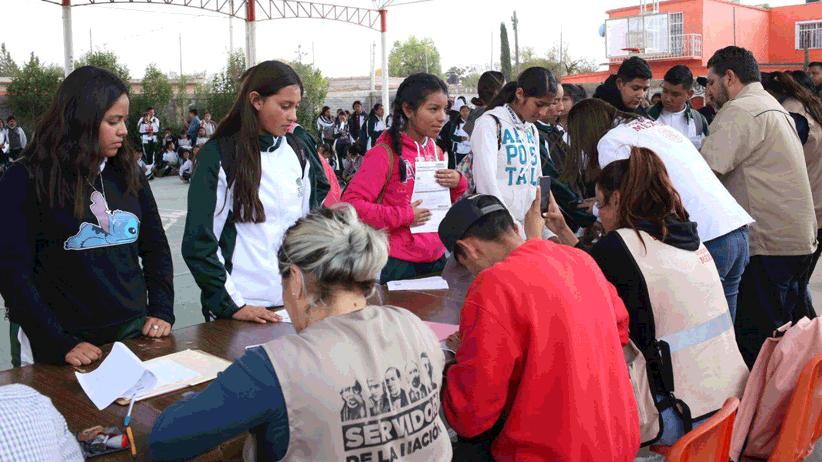 """Becas """"Benito Juárez"""" contribuyen a la permanencia en bachillerato de 56 mil 622 jóvenes zacatecanos: Verónica Díaz"""
