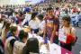 """Entrega Nohemí Leticia Ánimas, coordinadora nacional de Becas """"Benito Juárez"""", apoyos a mil 989 jóvenes guadalupenses"""