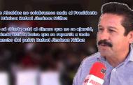 Los alcaldes no celebramos nada al Presidente de México: Rafael Jiménez Núñez