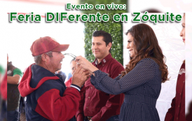 Evento en vivo: Feria DIFerente en Zóquite