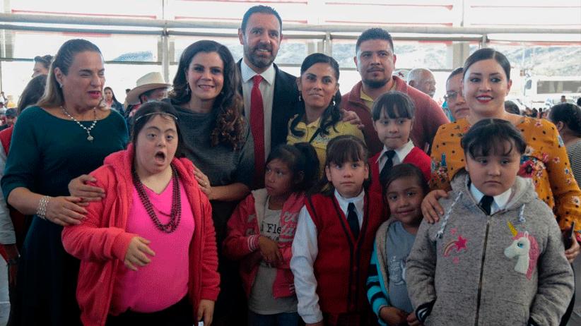 Trabajemos unidos para consolidar una cultura de inclusión en el Estado: Gobernador Tello