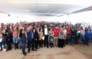 Canaliza Alejandro Tello apoyos de la Estrategia UNE a más de 1 mil 500 guadalupenses