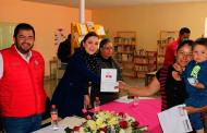 Empodera UNE, a cuidadores de persona con Discapacidad en Chalchihuites