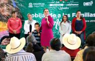 Cobijando a las familias Zacatecanas llegó a Jimenez del Teul y Chalchihuites