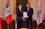 Alejandro Tello anuncia la creación de la Agencia de Energía del Estado de Zacatecas