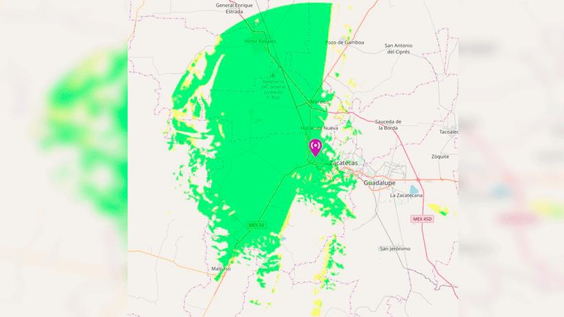 Se amplía cobertura de Internet en seis municipios de Zacatecanos