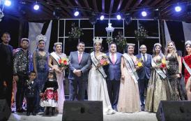 Foto galería: Coronación de la Reina de la Feria Regional Concepción del Oro 2019
