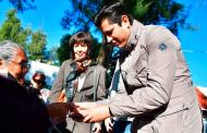 Entregan aparatos auditivos en Guadalupe