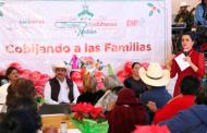 Cobijando a las familias con amor llega, Río Grande, Cañitas, Miguel Auza y Juan Aldama