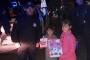 Policías de Villanueva reparten sonrisas a los reyes del hogar