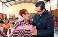 Entrega SEDIF más de mil apoyos invernales en Jerez,Tepetongo y Monte Escobedo