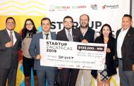 Se entregaron 300 mil pesos en premios a los ganadores del Startup Zacatecas 2019